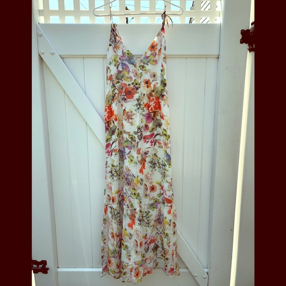 Anthropologie Dresses & Skirts - Anthro | Floral maxi dress